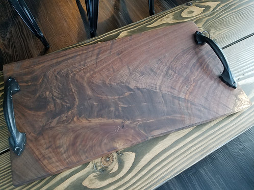 Walnut Serving Board #5