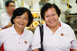 312 Instructors and Volunteers