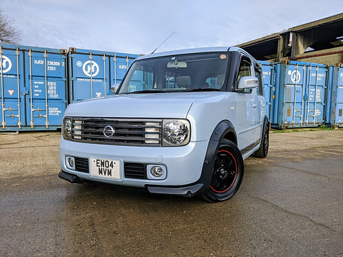 2004 Nissan Cube Neo Classical Edition