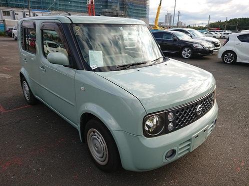 Nissan Cube Mint Green 1.5