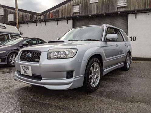 2005 Subaru Forester Cross Sports Turbo