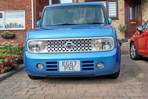 2008 Nissan Cube Music Box Edition