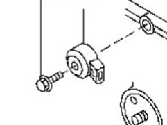 CR14DE Knock Sensor