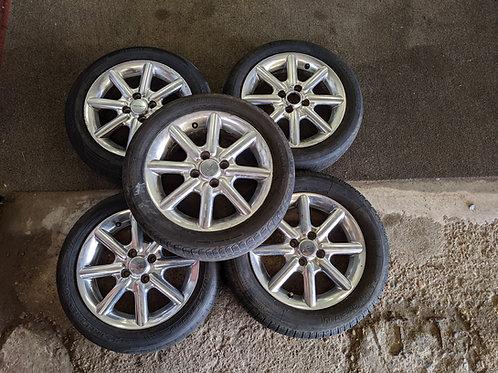 """15"""" Autech wheels X 4"""