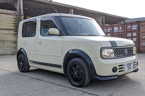 2007 Nissan Cube Neo Classical Facelift