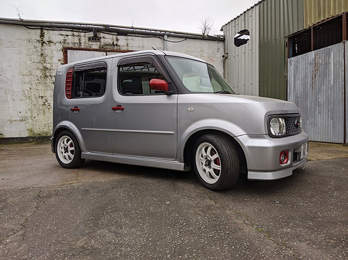 2007 Nissan Cube 15m Nismo Style
