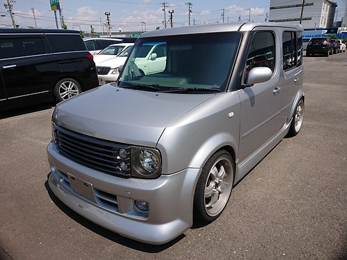 2006 Nissan Cube Supercharged IMPUL