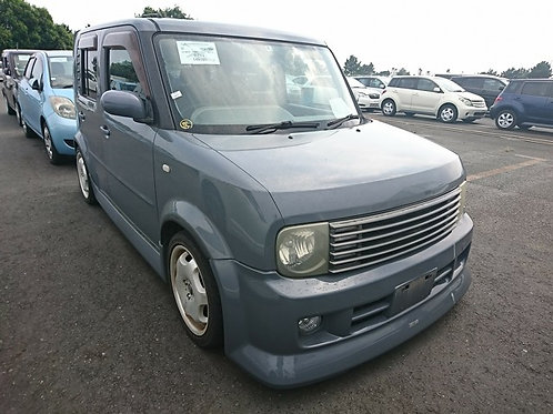 Nissan Cube Supercharged Impul
