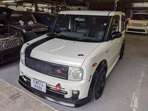 2003 Nissan Cube Rider Fast & furious