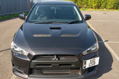 2008 Mitsubishi Evolution X JDM Version