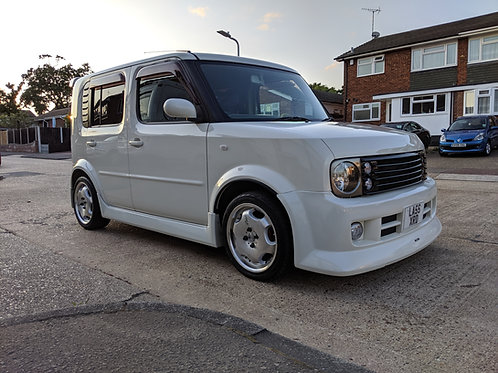 Nissan Cube Impul Edition