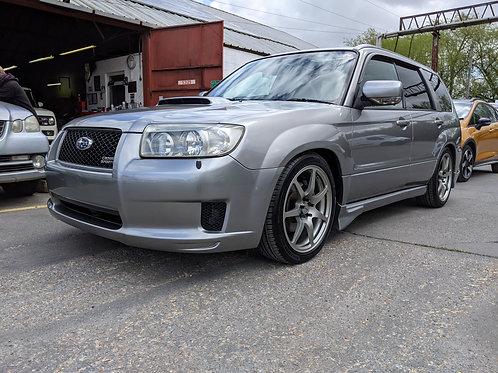 2006 Subaru Forester Cross Sport