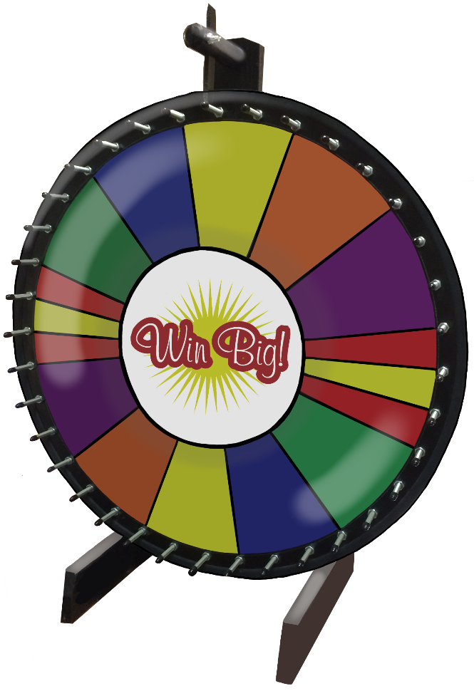 The Alias Group Culture of Success: spin the wheel