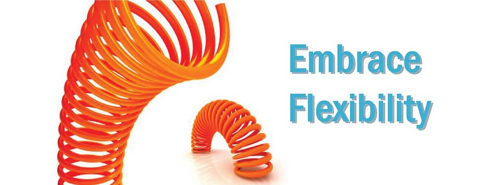 Embrace Flexibility - Local sales and marketing company - Newark, Delaware