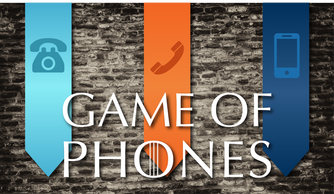 Game of Phones: 4 B2B Inside Sales Lessons from Westeros