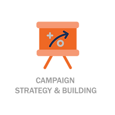 Campaign Strategy and Building Icon_With