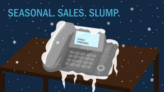 Surviving Those Seasonal B2B Sales Slumps