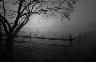 Scary Story Series: Don't Get Left Behind