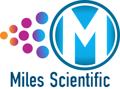 Miles Scientific - Rebranding services for a disorganized brand by The Alias Group