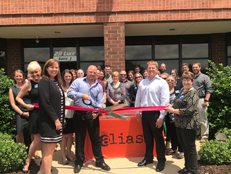 Press Release: The Alias Group's Ribbon Cutting Ceremony