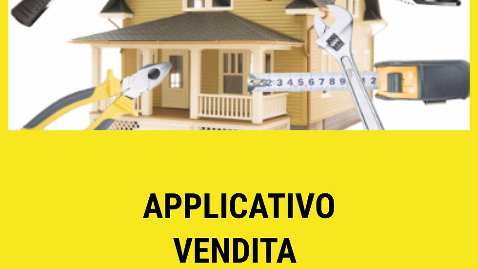 Applicativo vendita ristrutturazioni