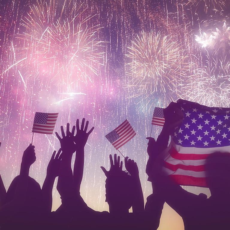 July 4th American Independence Day BBQ, Exhibition Polo Match & Fireworks