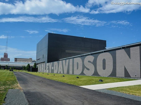 Visit the Harley Davidson Museum, Milwaukee