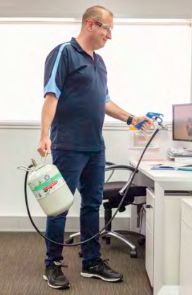 STM Sanitiser Spray Canister Bundles