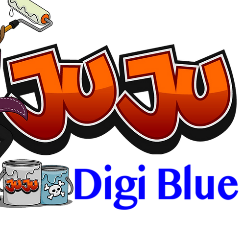 JuJu Digi Blue