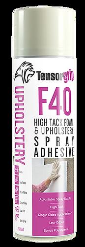 Tensorgrip F40 Adhesive - 500ml Aerosol