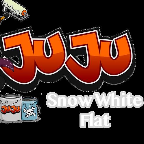 JuJu Flat Snow White