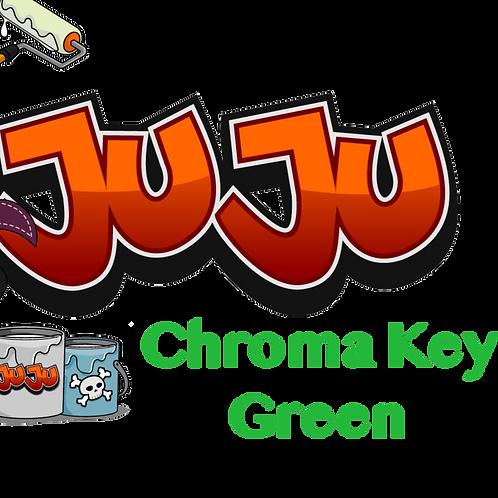 JuJu Chroma Key Green