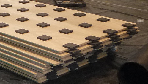 STM Self-Adhesive Impact Cushions