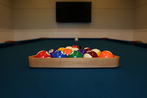 Palm Beach Motorcoach Resort  - Billards Room
