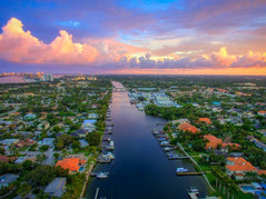 Waterfront Property North Palm Beach Cou
