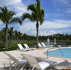 Palm Beach Motorcoach Resort - Pool Deck
