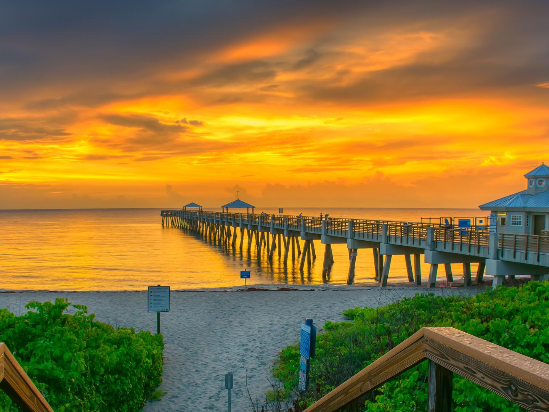 Palm Beach Motorcoach Resort - Juno Pier