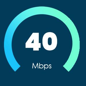 Fibrewave Platinum Broadband -  On special offer at £38.99 per Month
