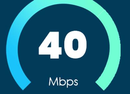 Fibrewave Platinum Broadband -  £38.99 per Month