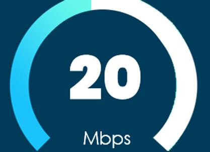 Fibrewave Silver  Wireless Broadband -  £27.99 per Month