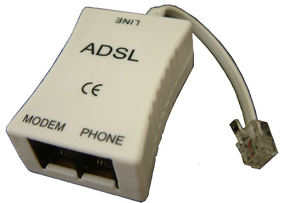 ADSL2+ Up-to 24Mbps Down / 8Mbps Up