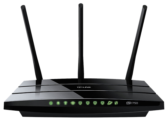 Fibrewave Without Phone Line Routers: Basic WiFi Router