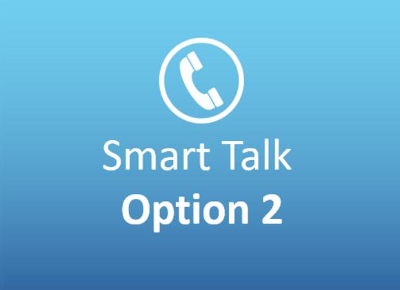 Smart Talk Option 2
