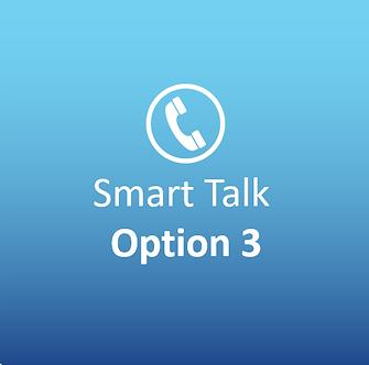 Smart Talk Option3