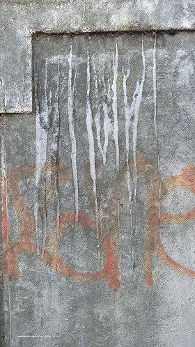 István Pölös: Ice grafity III.