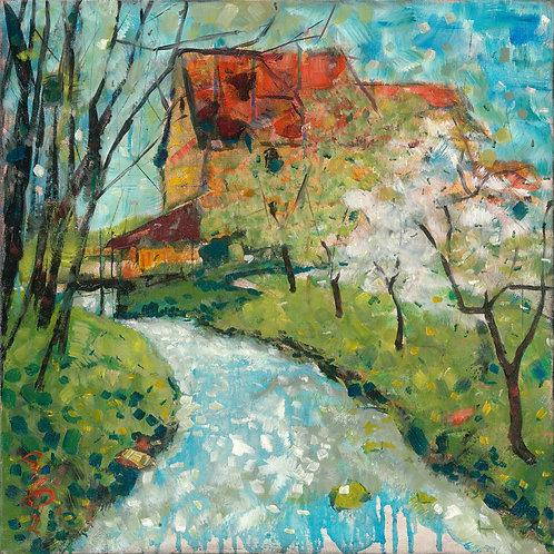 Péter Jakab Szöke: Spring Mill