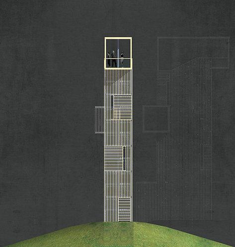 István Pölös: Look-out tower