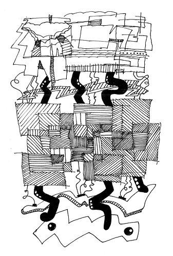 Gábor André: Transition like composition