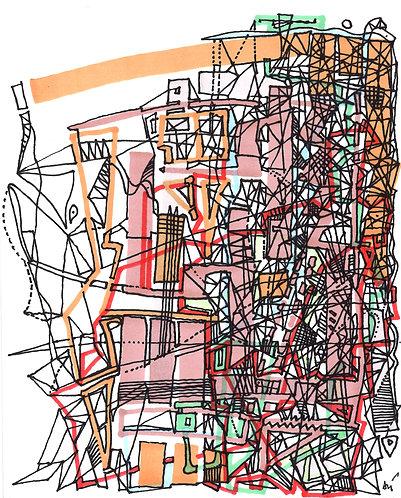 Zoltán André: Composition 105