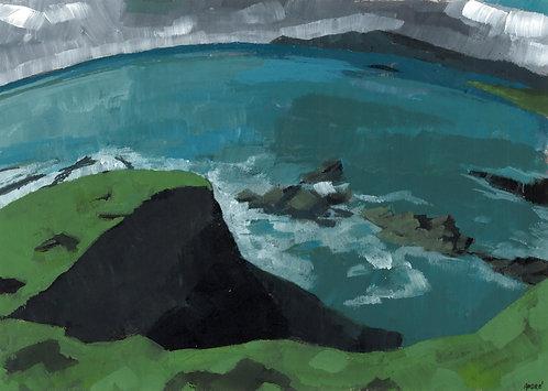 Gábor André: Boviesand Beach I.